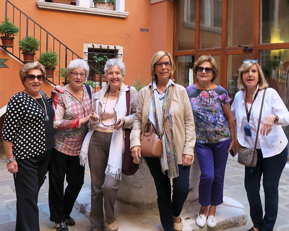 Viatges en grup, Viatge Musical a Venècia, cultura, música, foto dones, Mitic Viatges