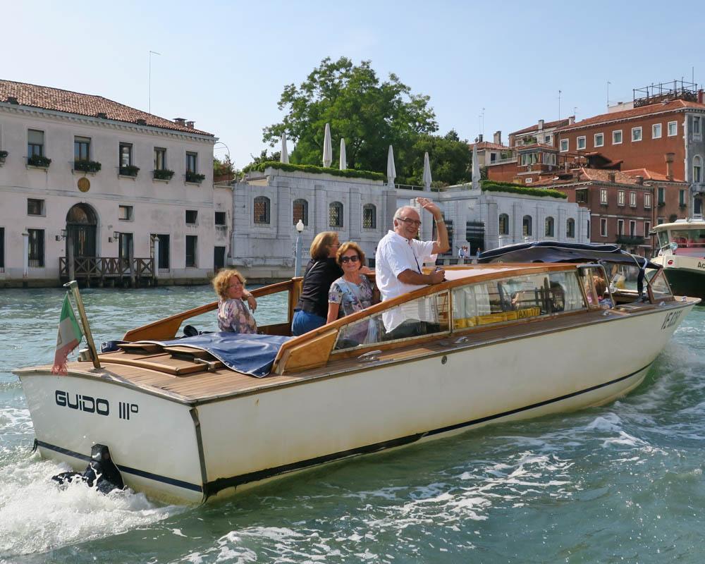 Viatges en grup, gran canal de Venècia, viatges musicals, Aules, cultura, Mitic Viatges