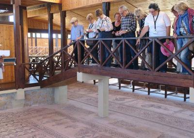 Viatges en grup, Kato Pafos, mosaics, Xipre, Mitic Viatges