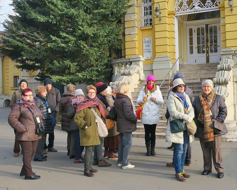 Viatges en grup, visita guiada, Budapest, balneari, cultura, Mitic Viatges