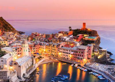 La Ligúria des de Gènova fins a Cinque Terre (Abril 2017)