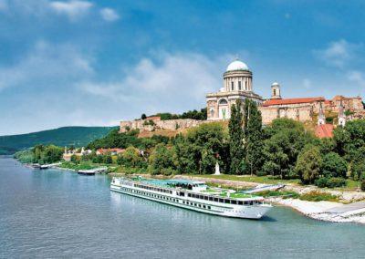 Crucero por el «Bello Danubio Azul» hasta el Mar Negro (30 mayo-7 junio 2017)