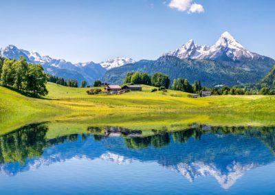Ruta cultural y paisajística por Suiza (3-9 mayo 2017)
