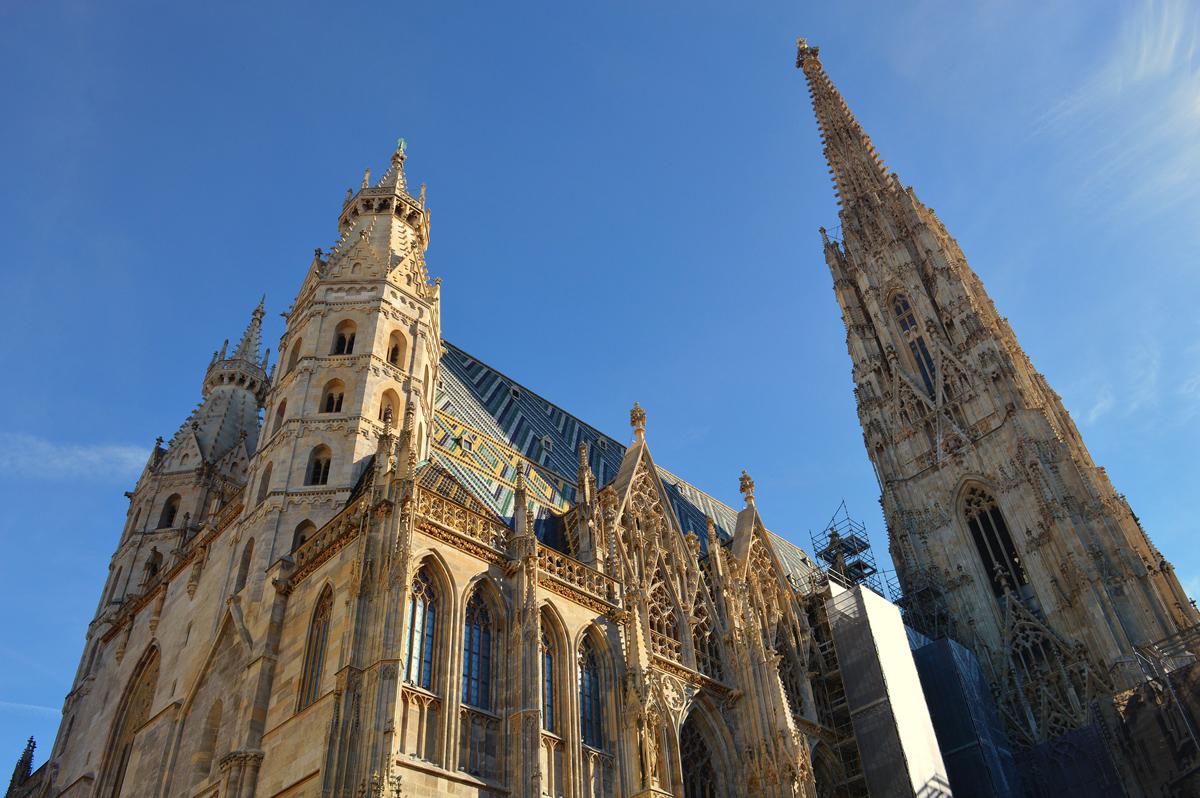 Stephansdom Catedral de Viena