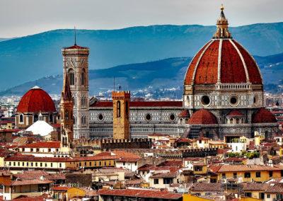 Florència, la ciutat de l'art (9-12 febrer 2018)