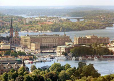"""Estocolmo, la """"Venecia del Norte"""" (10-14 mayo 2018)"""