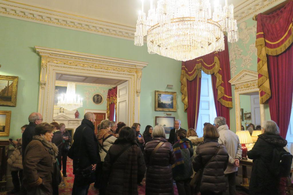 Mansion House, la residència de l'alcalde de Londres