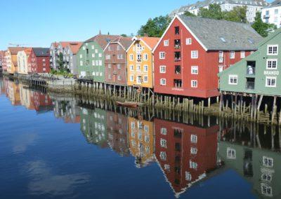 El norte de Noruega, la magia del sol de medianoche (3-12 julio 2018)