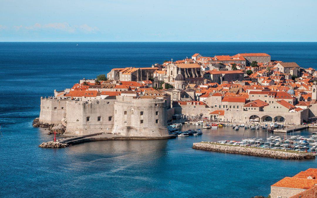 Cinc parades imprescindibles d'un creuer per Croàcia