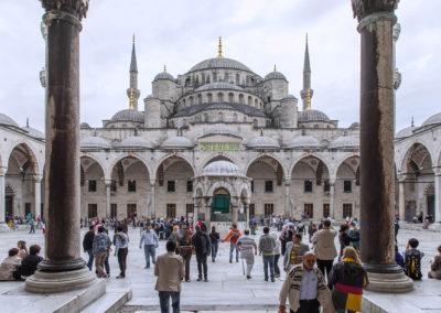 Estambul, la ciudad de los dos continentes (1-6 diciembre 2018)