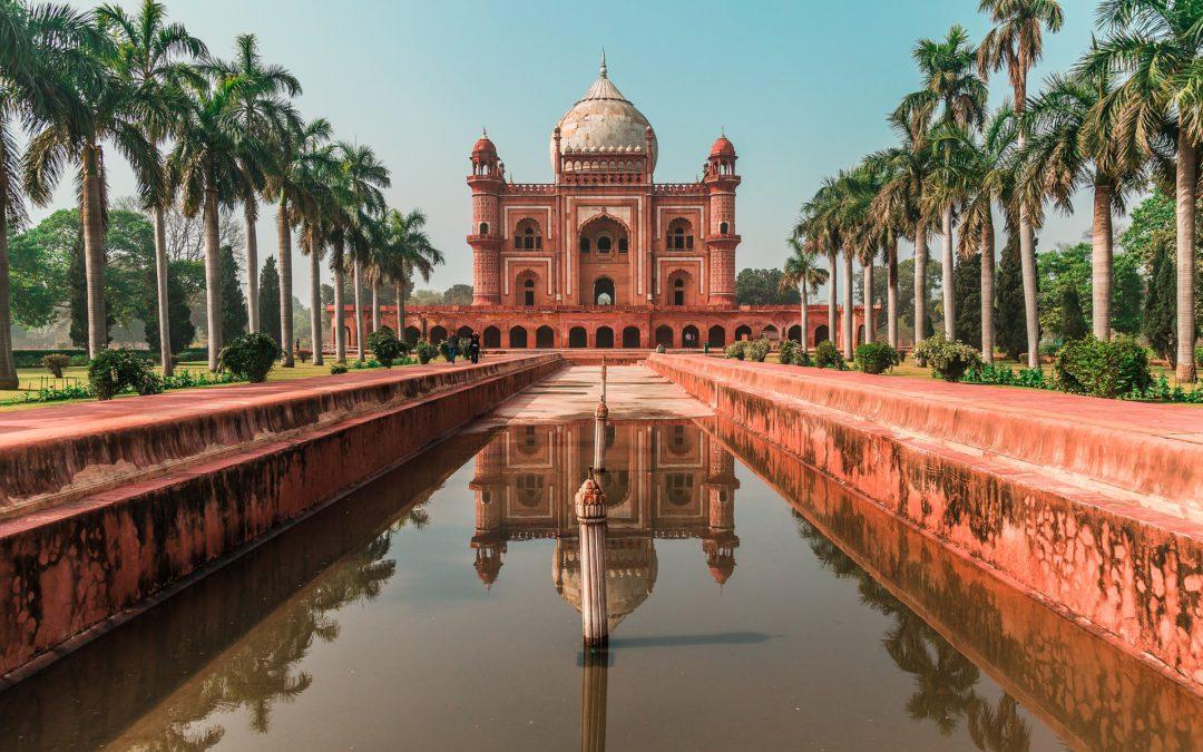 Tesoros arquitectónicos de India y el Rajasthán