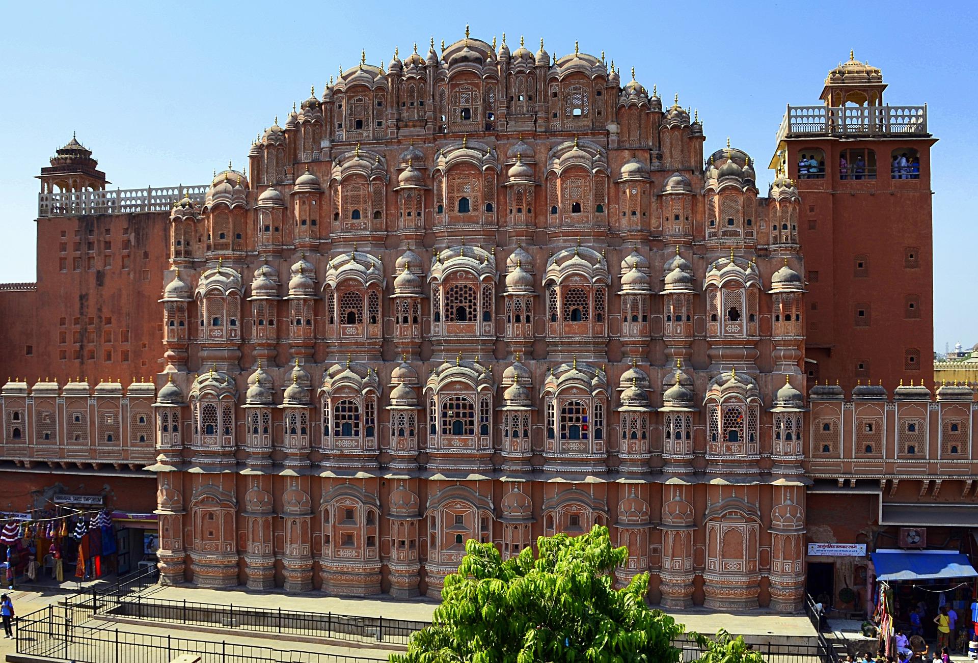 Palau dels Vents de Jaipur