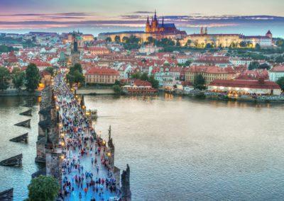 De Praga a Berlín, un creuer fluvial pel cor d'Europa (3-11 abril 2019)