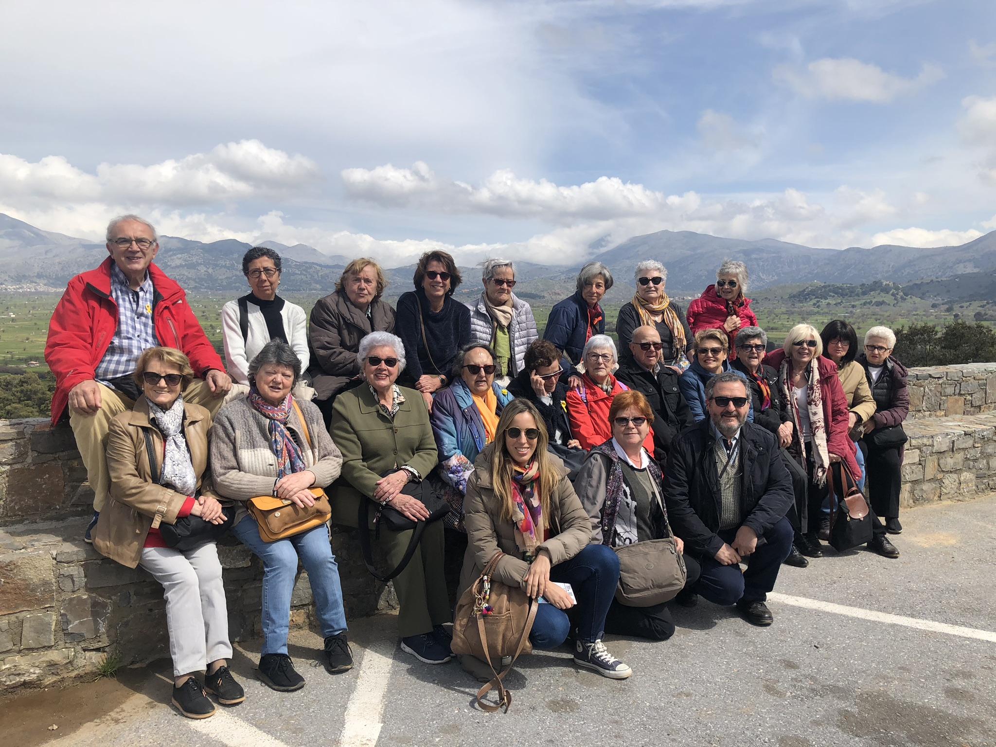 Bons records del viatge a Creta amb Mitic Viatges