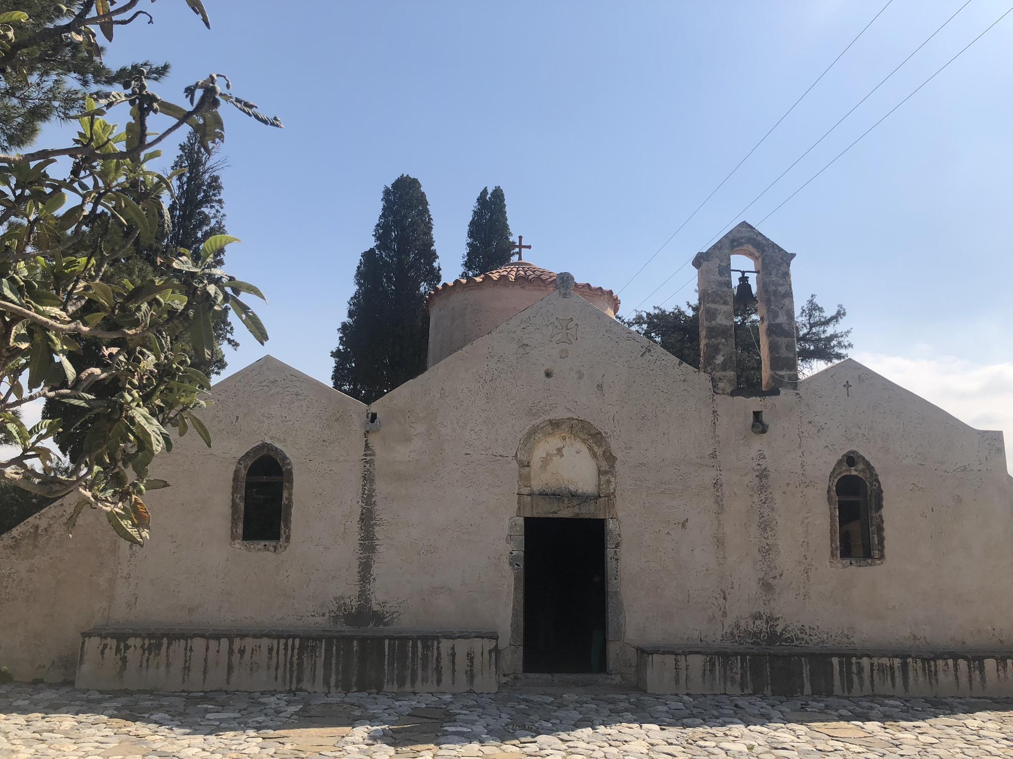 L'església bizantina Pagia Kera