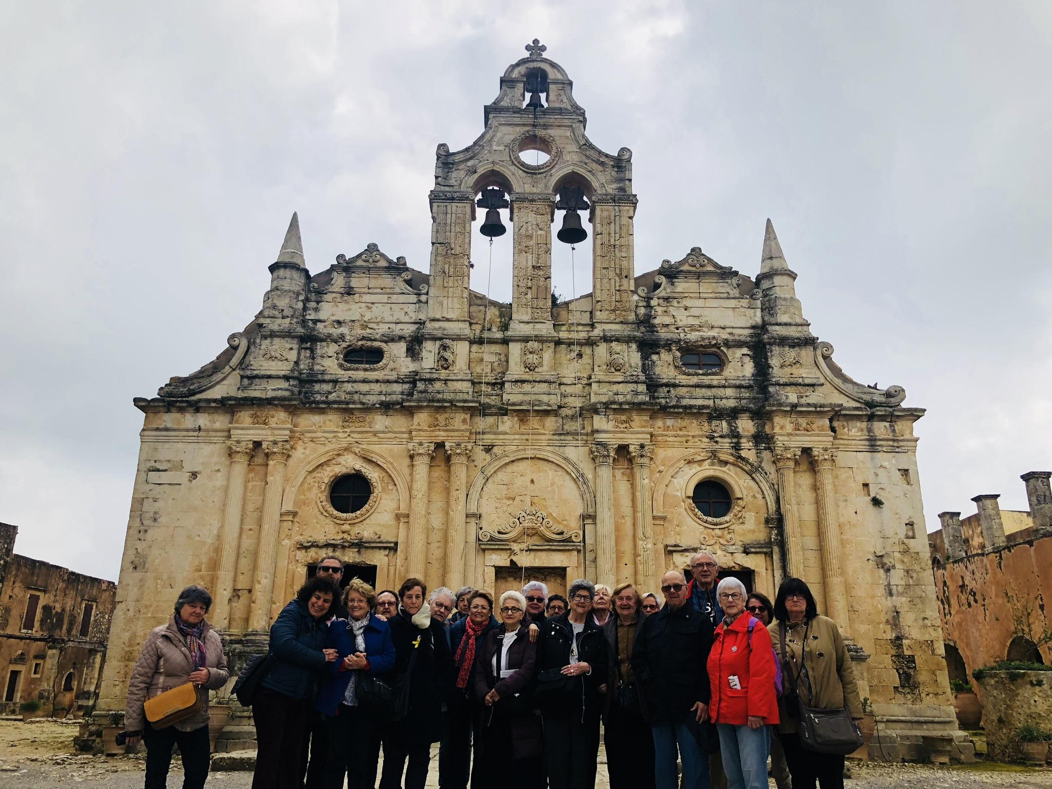 Grup de Mitic Viatges a Creta