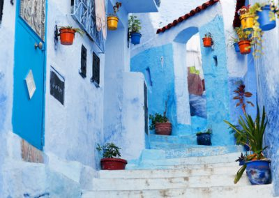 Ciudades llenas de encanto en el norte de Marruecos (22-26 marzo 2020)