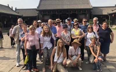 Fascinats pels contrastos de la Xina