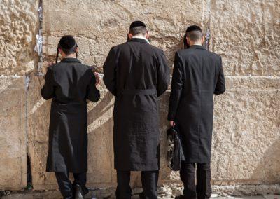 Jerusalén, los orígenes del mundo moderno (4-9 diciembre 2019)
