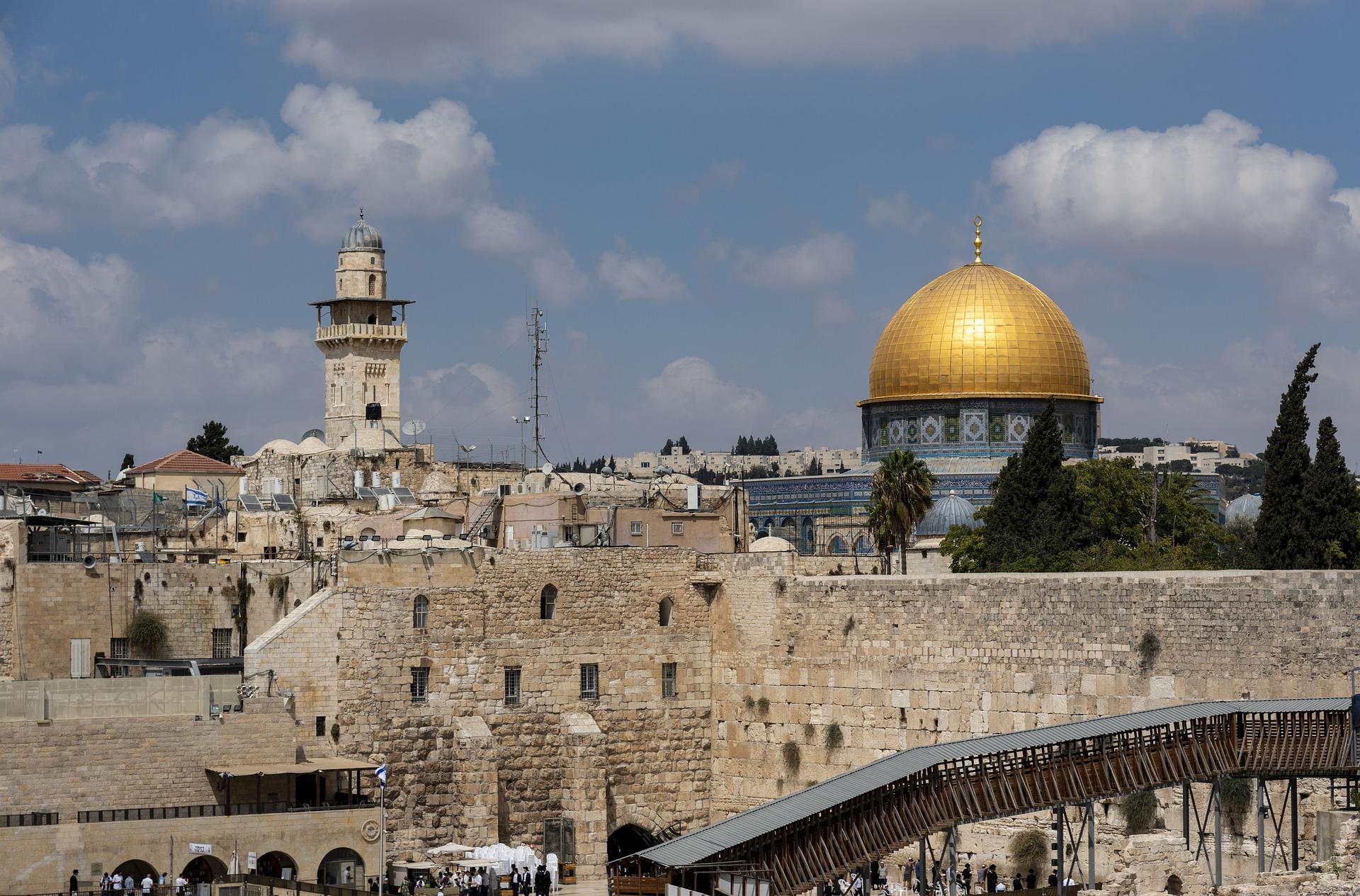 Panoràmica de Jerusalem