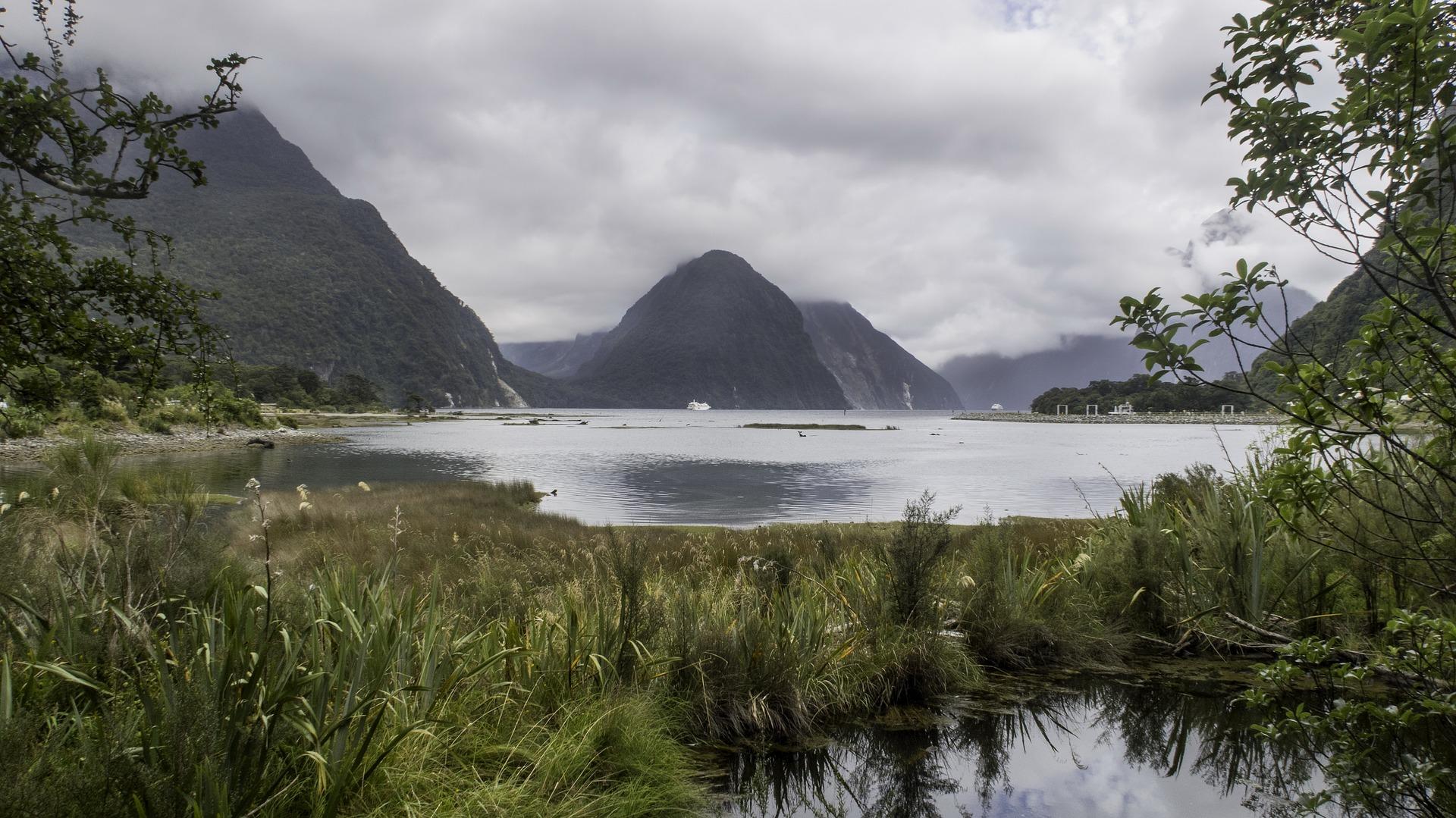Milford Sound a Nova Zelanda