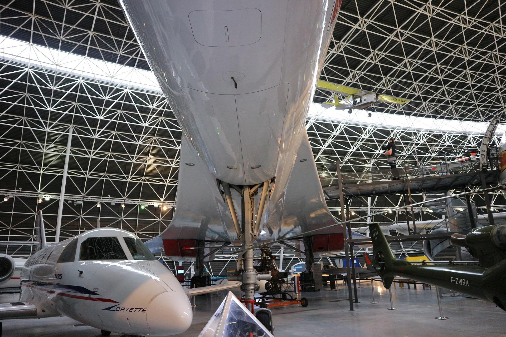 Museu Aeroscopia a Toulouse