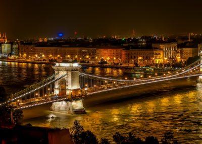 De Viena a Budapest, un crucero excepcional por el Danubio (16-23 abril 2020)