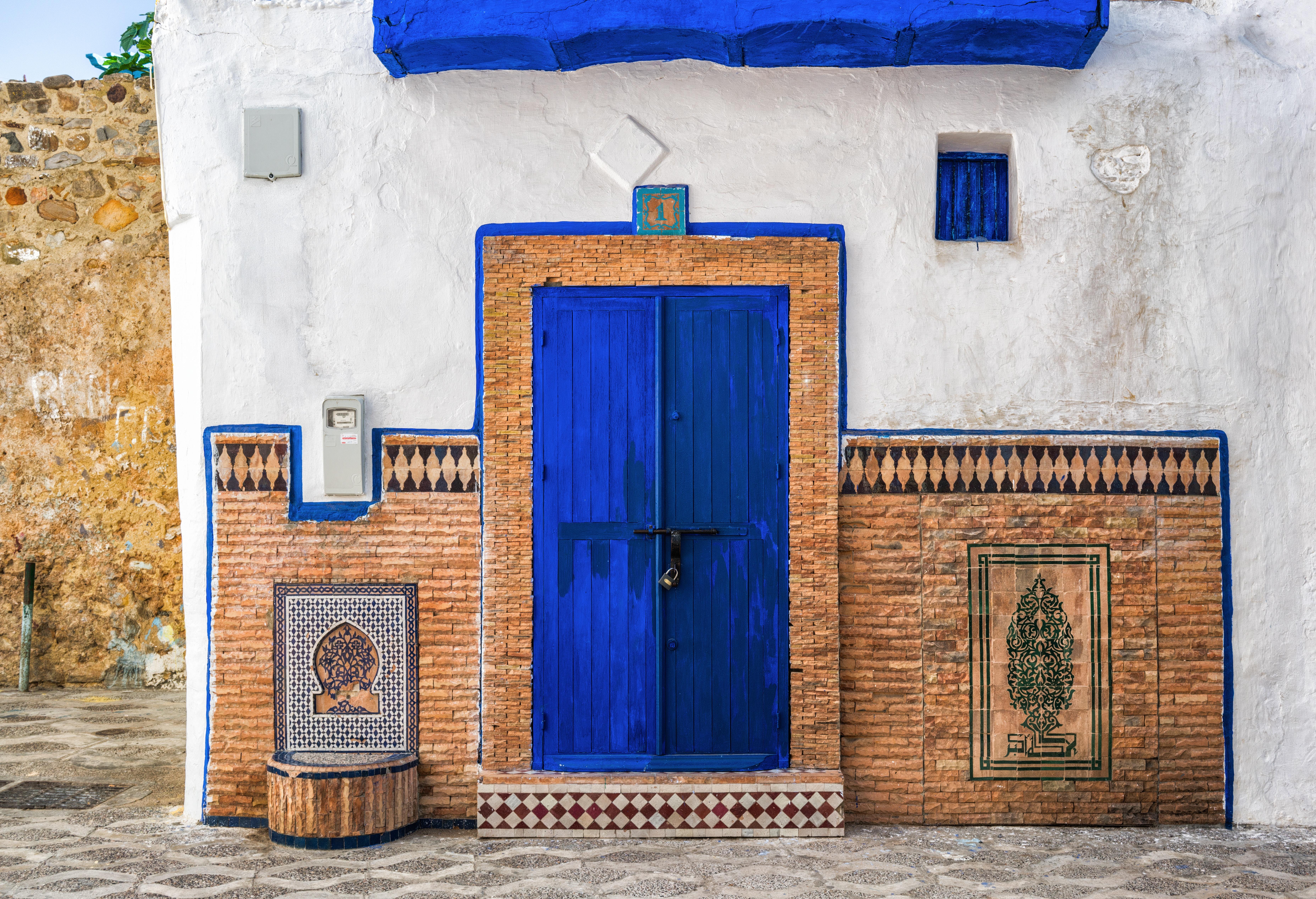 Porta de la medina d'Asilah